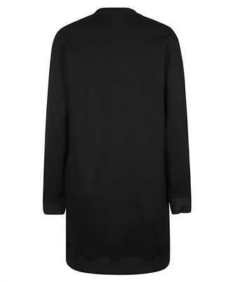 logo sweatshirt dress