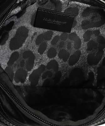 Dolce & Gabbana SICILIA DNA NYLON Belt bag