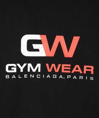Balenciaga GYM WEAR LARGE FIT Hoodie