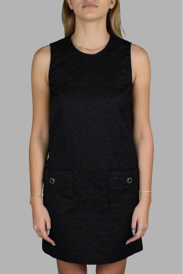 Luxury dress for women - Dolce & Gabbana dress in black embroidery