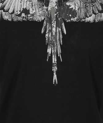 marcelo burlon camou wings t-shirt