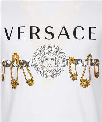 versace safety pin t-shirt