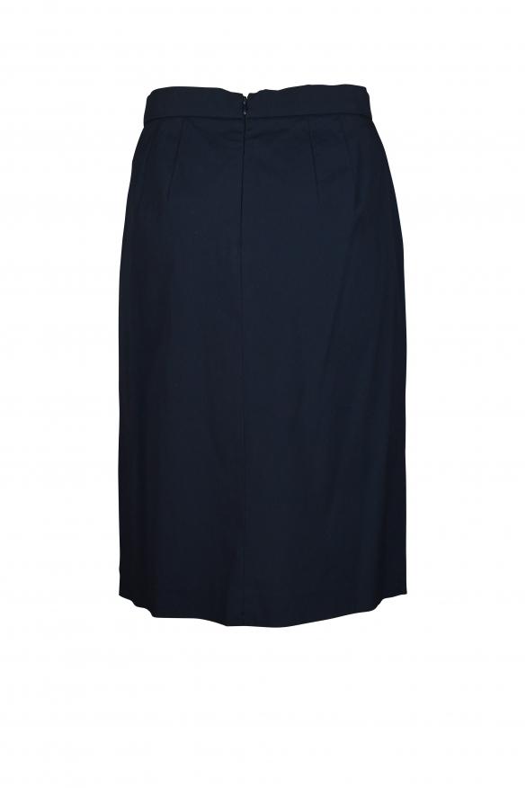 Luxury skirt for women - Prada blue skirt