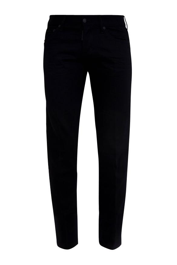 Men's luxury jeans - Clean Slim Jean Dsquared2 black
