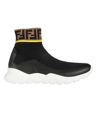 Fendi TECHNICAL HIGH-TOP Sneakers
