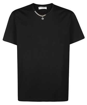 Givenchy CHAIN DETAIL T-shirt