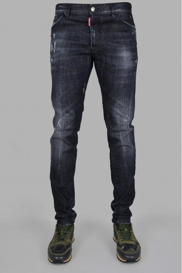 Men's luxury jeans - Cool Guy Jean Dsquared2 black