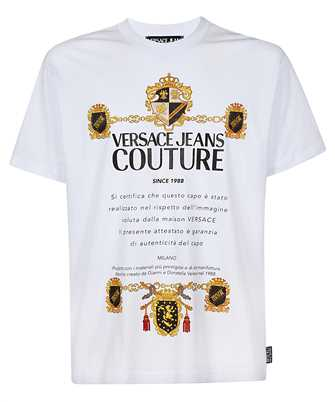 Versace Jeans Couture PRINT T-shirt