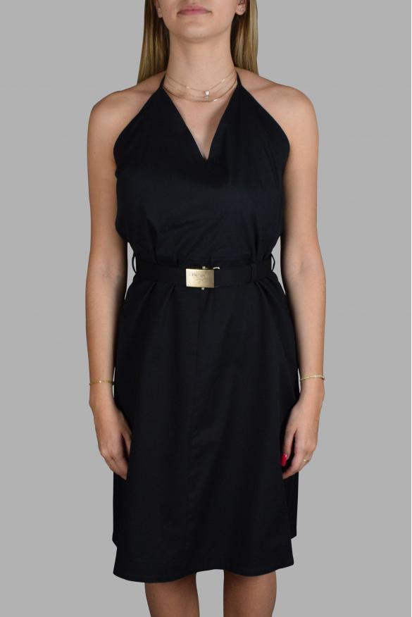 Luxury dress for women - Prada black strappy dress