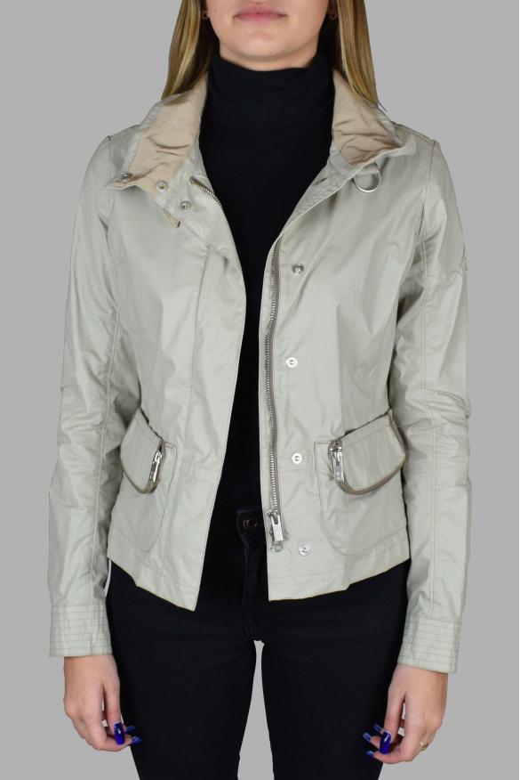 Women's luxury coat - Hogan beige coat