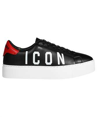 icon flatform low-top sneakers