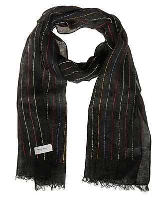 stitch stripe scarf
