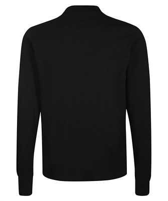 orb embroidered polo shirt