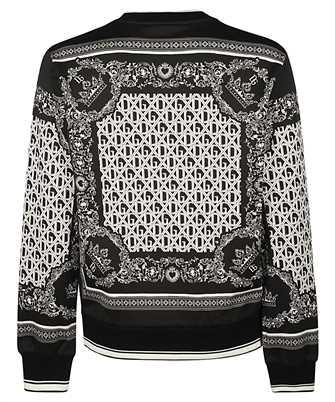 dolce & gabbana bandana sweatshirt