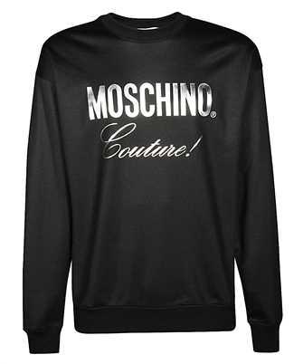 Moschino LAMINATED LOGO Sweatshirt