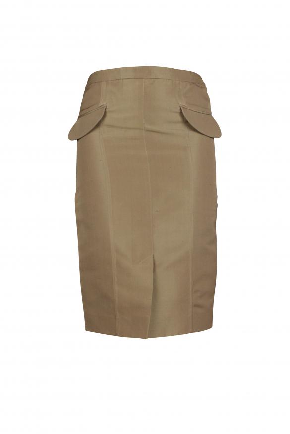 Luxury skirt for women - Brown Dior skirt