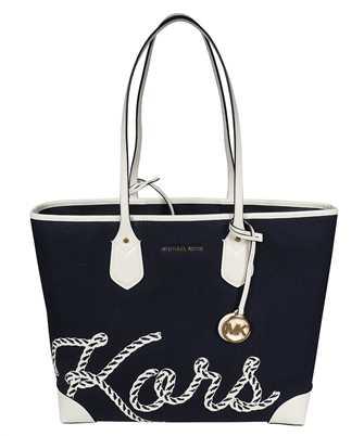 Michael Kors EVA LARGE PRINTED CANVAS TOTE Bag