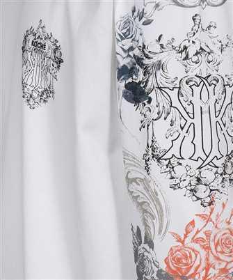 Koché PRINTED LONG SLEEVES T-shirt