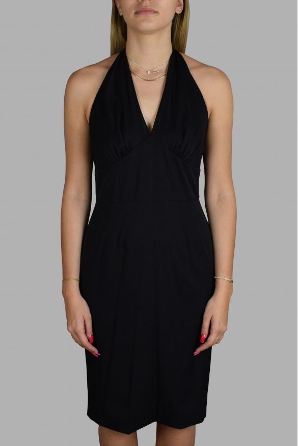 Luxury dress for women - Dolce & Gabbana black backless dress