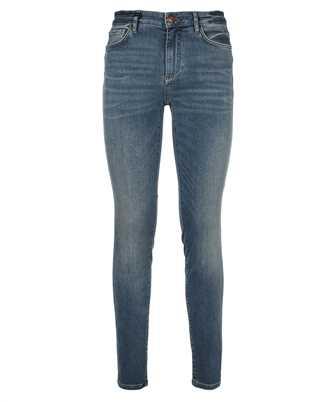super-skinny push-up jeans