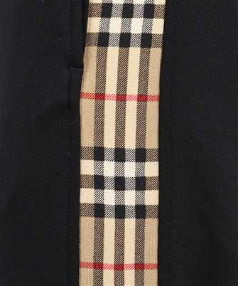 Burberry VINTAGE CHECK PANEL JOGGING Trousers