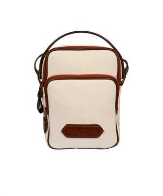 Tom Ford CANVAS DOUBLE ZIP MESSENGER Bag