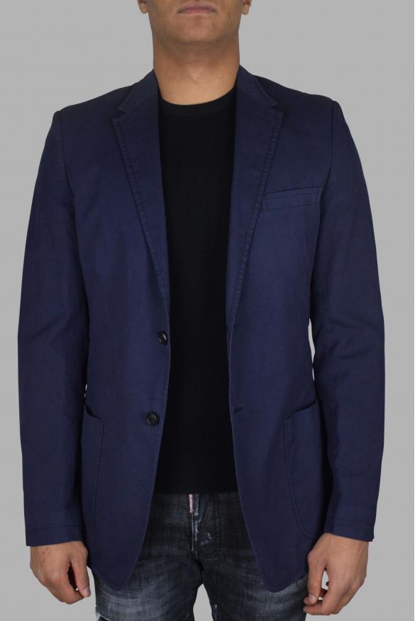 Men's luxury jacket - Prada jacket blue