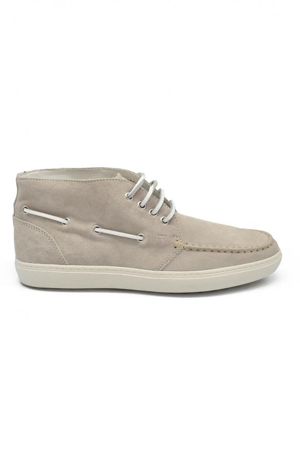 Luxury sneakers for men - Tod's sneakers in grey suede
