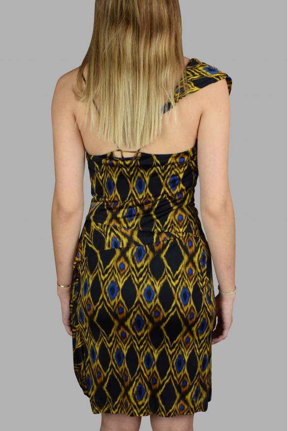 Luxury dress for women - Balenciaga dress with asymmetric straps