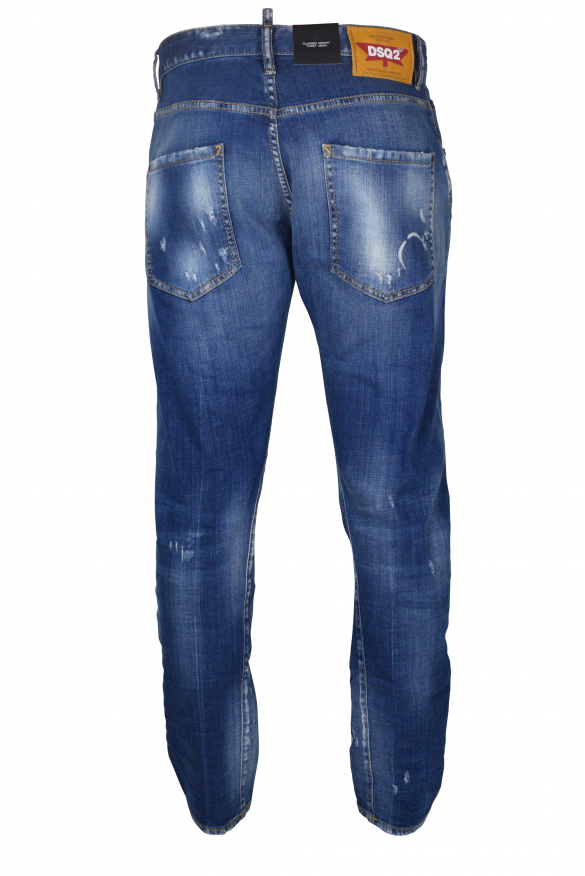 Men's designer jeans - Balmain classic Kenny Twist Jean