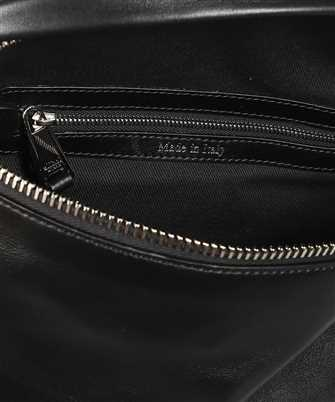 Moschino MACRO LABEL Belt bag