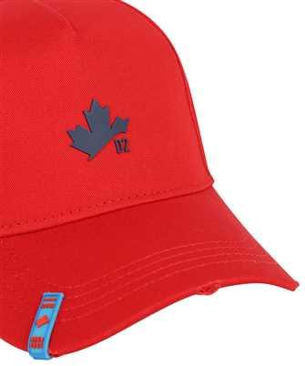 maple leaf baseball cap