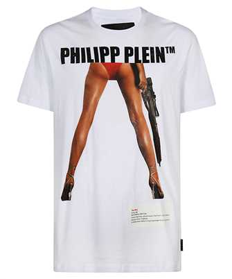 Philipp Plein ROUND NECK SS BANG BANG T-shirt