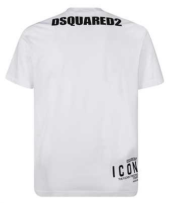dsquared2 fuckin' freezing t-shirt