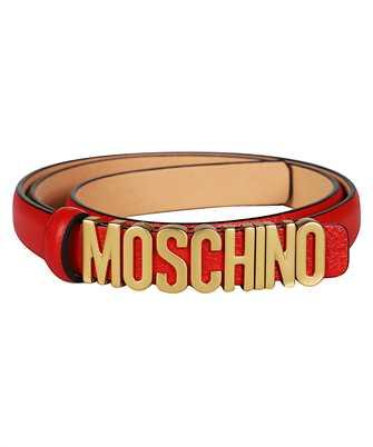 Moschino LETTERING Belt