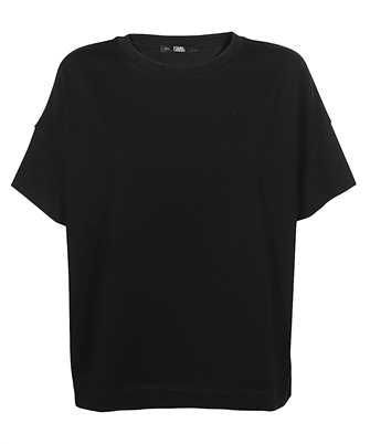relahed fit organic cotton T-shirt