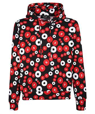 Dsquared2 D25 COOL FIT Hoodie