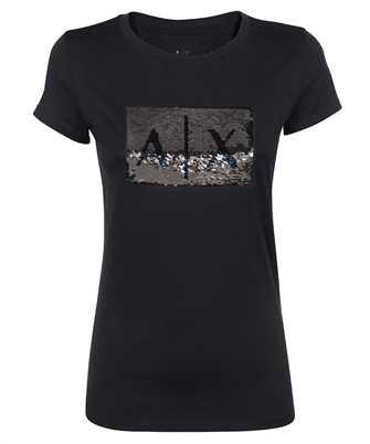 Armani Exchange SEQUIN LOGO T-shirt