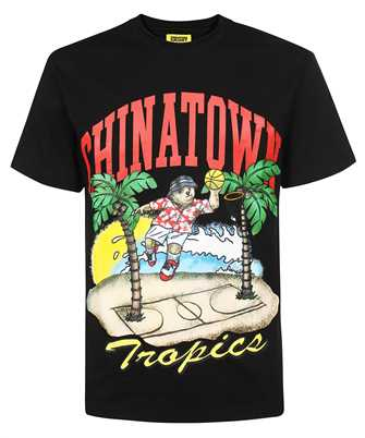 Chinatown Market DUNKING BEAR BY THE WATER T-shirt