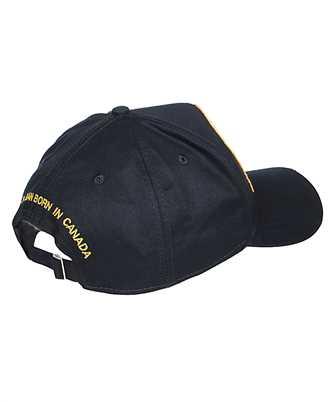 flag-patch baseball hat