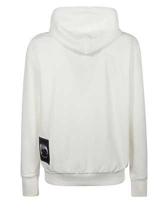 frankie morello flower hoodie