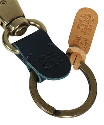 IL BISONTE HOOK AND RING Key holder