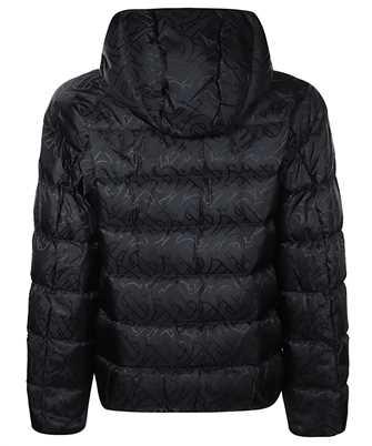 Burberry MONOGRAM JACQUARD PUFFER Jacket