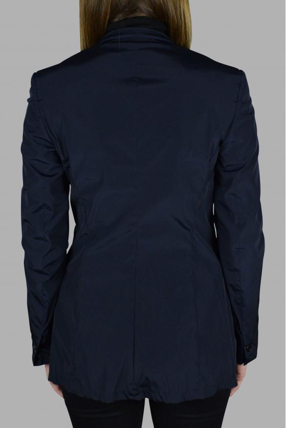 Women's luxury jacket - Prada light blue jacket with two pockets