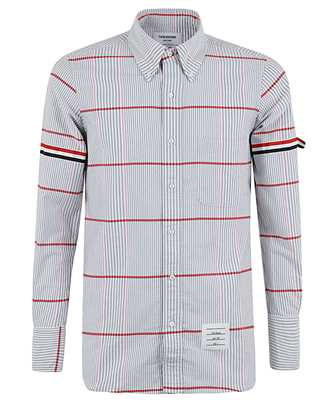 Thom Browne CHECK STRAIGHT FIT Shirt