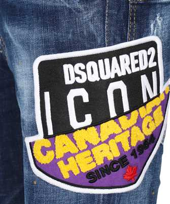 icon patch cool guy denim jeans