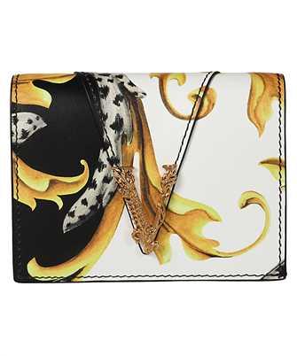 v plaque baroque purse