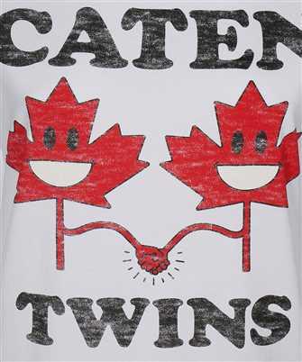 CATEN LEAF TWINS T-shirt