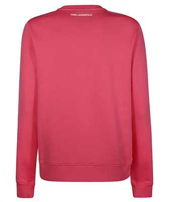 Karl Lagerfeld FLORAL LOGO Sweatshirt