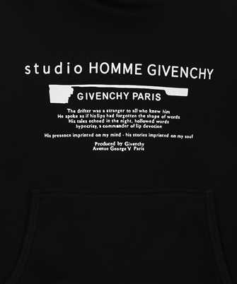 Givenchy STUDIO HOMME OVERSIZED Hoodie